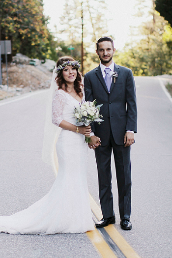 boho wedding mountain wedding southern california