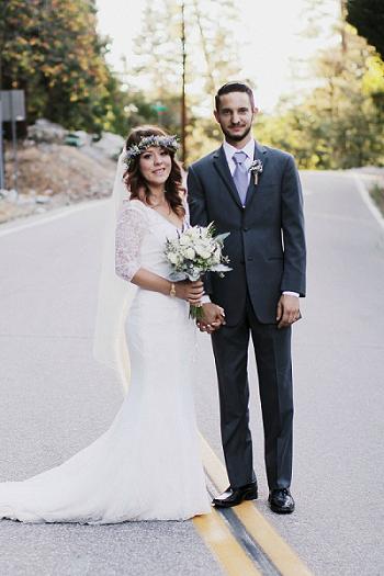 boho wedding mountain wedding southern california