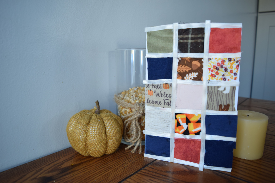 Easy Quilted Card Craft