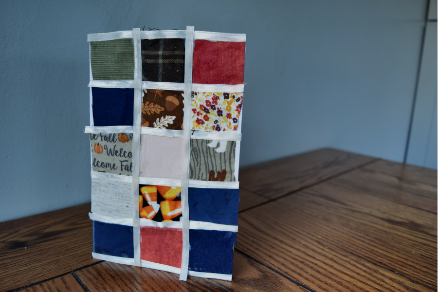 Finished Quilted Card