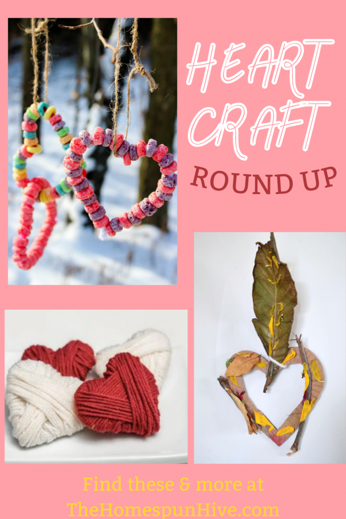 heart craft round up pin