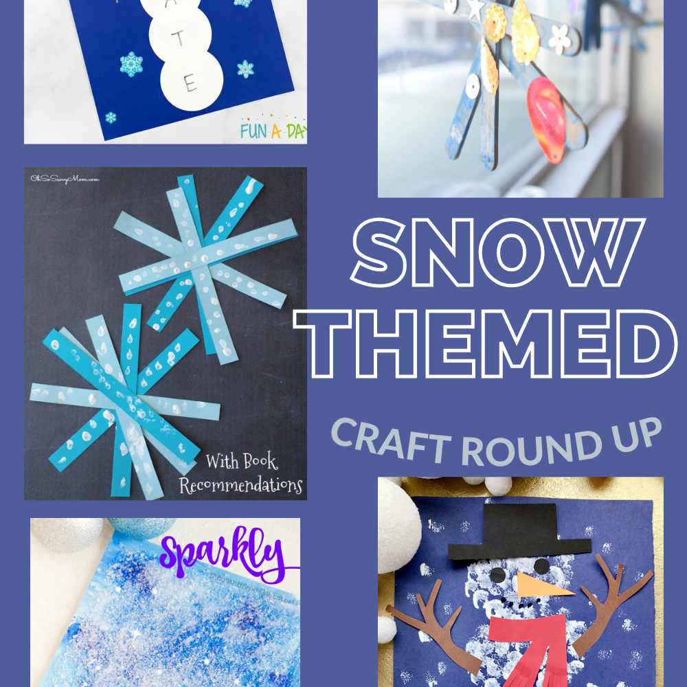 round up winter craft pin