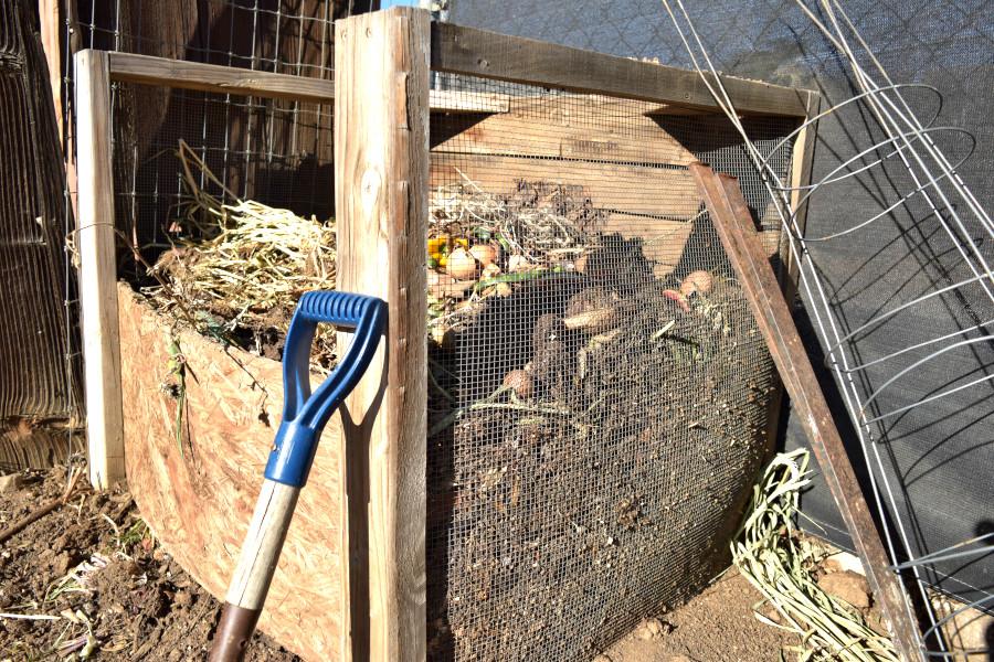 compost corral